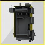 Котел твердотопливный длительного горения Кронас от 17 кВт