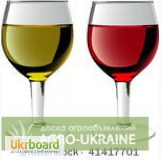 Вино натуральное полусладкое разливное