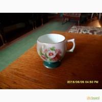 Кузнецовский фарфор.Чашка Христос Воскресе