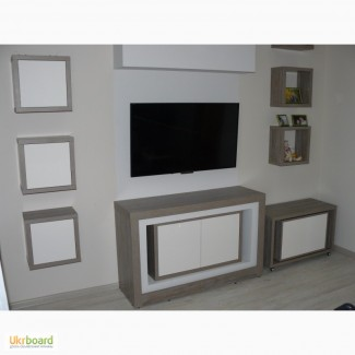 Мебель для гостиной: стенки, горки, модульные системы