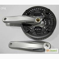Шатуны для велосипеда /Система/ Вело шатун/ Shimano на 42, 44, 48 зубьев