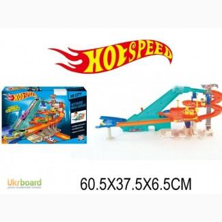Трек Hot Speed LR004 на батарейках