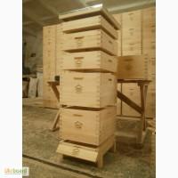 Производим и продаем корпусные улья в шип