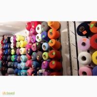 Пряжа в бобинах для машинного и ручного вязания
