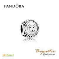 Pandora шарм знаки зодиака лев 791940