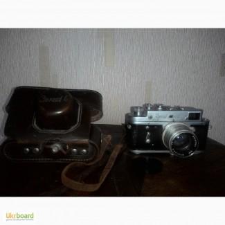 Фотоаппарат Зоркий 4