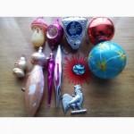 Продам ёлочные игрушки ссср