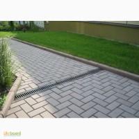 Тротуарная плитка Кирпич (брусчатка) по заводским ценам