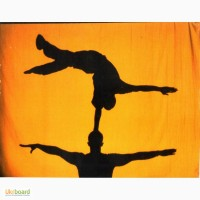 Акробатика для детей и взрослых метро Олимпийская