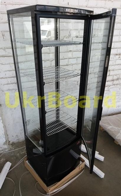 Фото 3. Витрина кондитерская холодильная до 1м бу, напольная, динамическое охлаждение Киев Украина