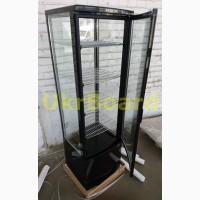 Витрина кондитерская прозрачная холодильная напольная настольная Fosty RT235 RT280