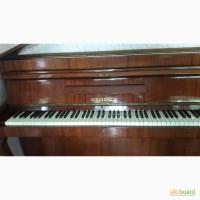 Продам срочно пианино чешское Weinbach