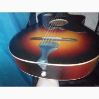 Продам акустическую гитару Kremona vintage 70х годов на такой играл Цой