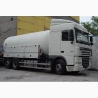 Продам автомобиль для перевозки газа газовоз DAF 105 460 2012 г. выпуска