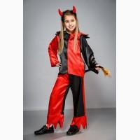 Детский карнавальный костюм Чёртика 5-9 лет