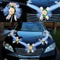 Продам украшение машины арт.2 на свадьбу