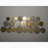 Монеты Турции (23 штуки)