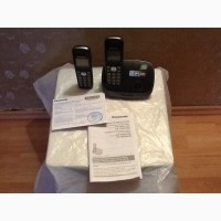 Продам цифровой беспроводной телефон PANASONIC на запчасти