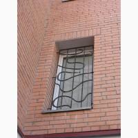 Грати на вікна. решетка на окна