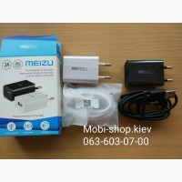 Зарядка СЗУ USB Meizu с кабелем Type-C 2A
