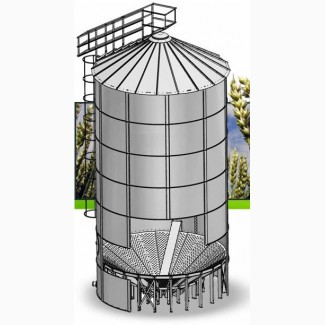 Охладитель для зерна MICHAL 100 т - 10 900, 00 Евро   Купить охладители зерна