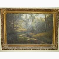 Продаю картирны польская живопись 1-я половина 20-го века