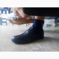 Мужские комфортные кожаные туфли, мокасины Madoks 40, 41, 42, 43, 44, 45р