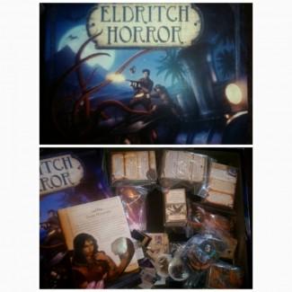 Древний ужас (англ.) - Eldritch Horror + 5 дополнений (англ.) Настольные игры