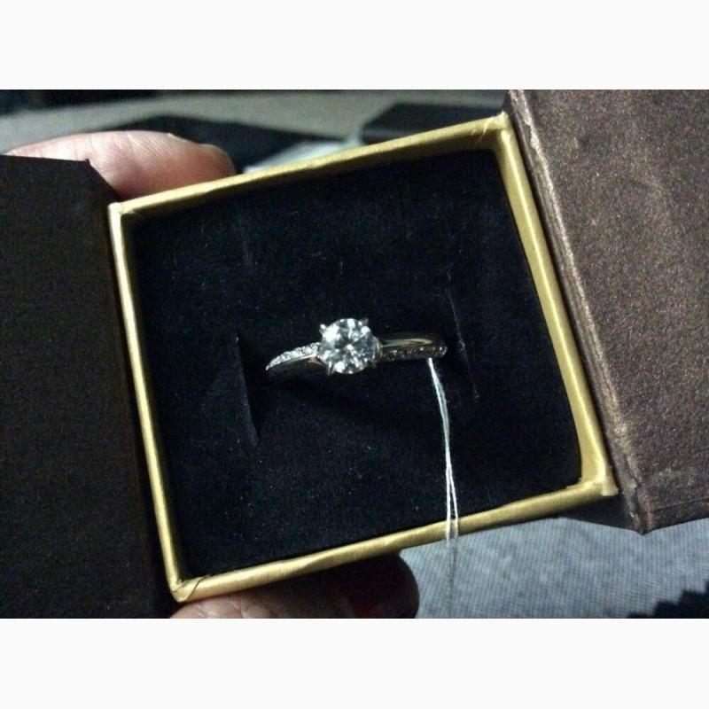 Фото 5. Кольцо с бриллиантом 0. 25 карата