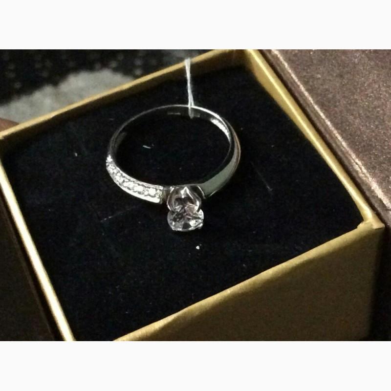 Фото 7. Кольцо с бриллиантом 0. 25 карата