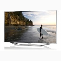 Samsung UE65ES8080 LED TV 165.1 cm (65) Full HD 3D Smart TV Wi-Fi Silver