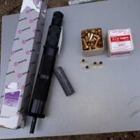 Аппарат для убоя (оглушения) КРС