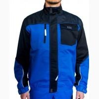 Куртка рабочая 4TECH 01 сине-черная