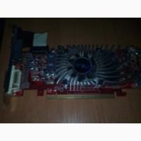 Продам видеокарту б/у ATI Radeon HD5570 1Gb D3 Asus (EAH5570/DI/1GD3(LP))