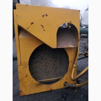 Радиатор двигателя Deutz-Fahr