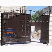 Кованые ворота, цена