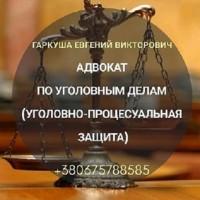 Послуги кримінального адвоката в Києві