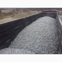 Щебень гранитный фракции 40-70 мм. вагонами