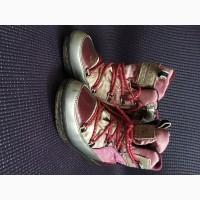 Демисезонные ботинки б/у Geox стелька 18, 5см
