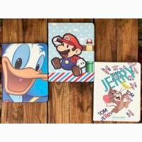 Чехол Супер Марио Super Mario для планшета iPad 2/3/4 Книжка накладка Дисней айпад Video