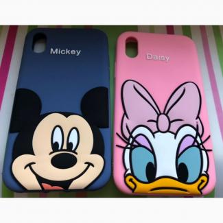 Чехол DISNEY Mickey Mouse для iPhone 11 6.1 6/6s 7/8 Plus X/XS XR XS Max 7/8 11 Pro Max