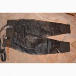 Продам штаны военного летчика времен второй мировой кожа флис