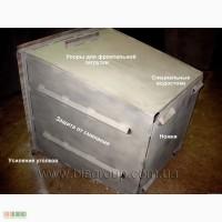 Изготовление мусорных баков, контейнеров