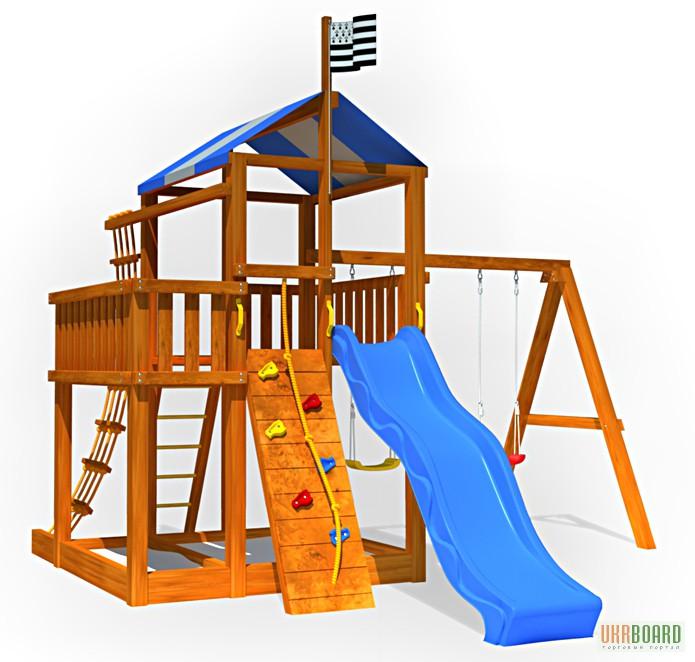 Детские игровые площадки мадрид