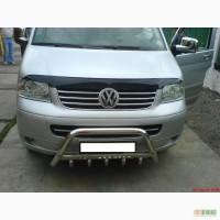 Дефлектор капота- мухобойка Volkswagen Transporter T5 нов.