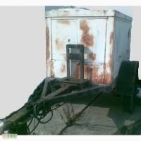 Продаем передвижную дизельную электростанцию СГЕ-12-40/БАС 10604 72, 12,5 кВт, 1986 г.в.