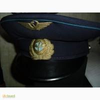 Фуражка-гражданская авиация