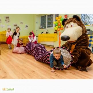 Клоун на детский день рождения.Харьков