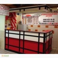 Продам действующий бизнес по продаже суши и японских блюд