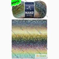 Пряжа Nako Artist